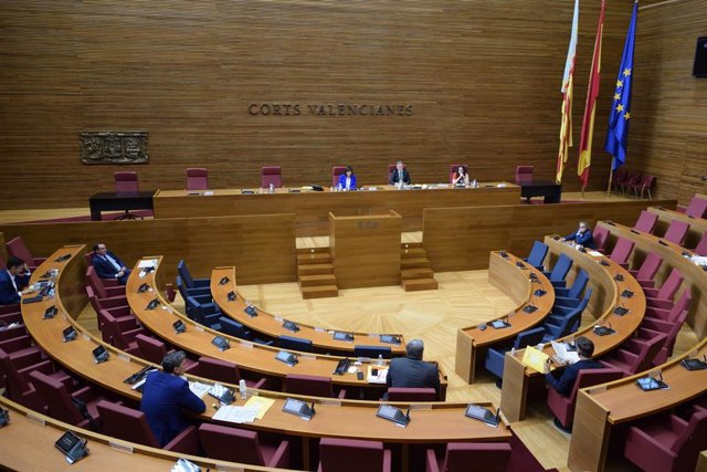 Comisión para la reconstrucción de la Comunitat en Les Corts