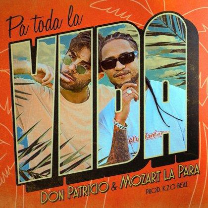 Don Patricio y Mozart La Para, juntos 'Pa toda la vida'