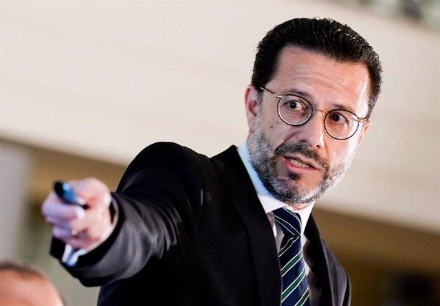 Imagen de recurso del consejero de Hacienda y Función Pública de la Comunidad de Madrid, Javier Fernández-Lasquetty.