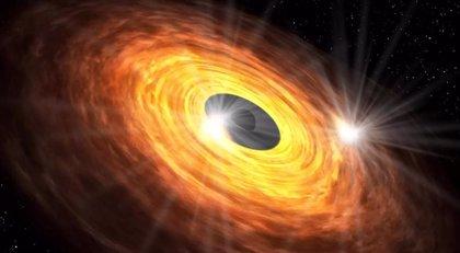 El telescopio ALMA detecta parpadeo en el corazón de la Vía Láctea