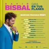 Foto: David Bisbal pospone su gira hasta 2021