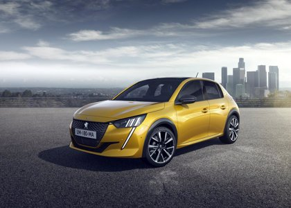 Peugeot ofrece su nuevo 208 con motorizaciones diésel, gasolina y eléctrica y cinco acabados