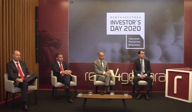 Investors Day de Renta 4 Gestora