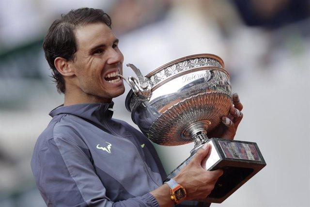 Tenis.- 23 de mayo de 2005: el día que Nadal comenzó su leyenda en Roland Garros