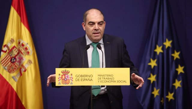 El presidente de la ATA, Lorenzo Amor