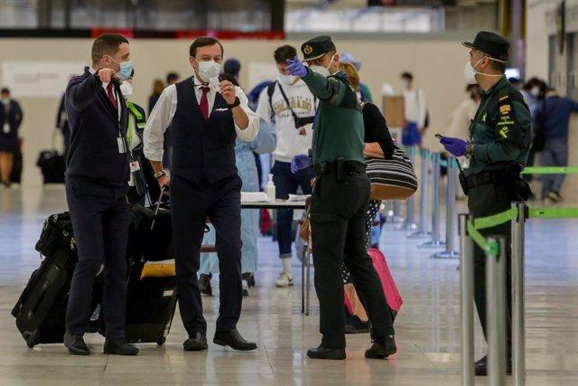 Coronavirus.- Doce vuelos repatriarán españoles y residentes desde Iberoamérica