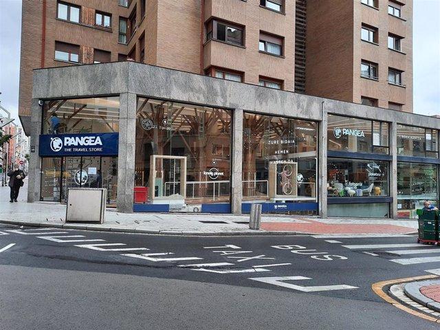 Comercio en Indautxu (Bilbao)
