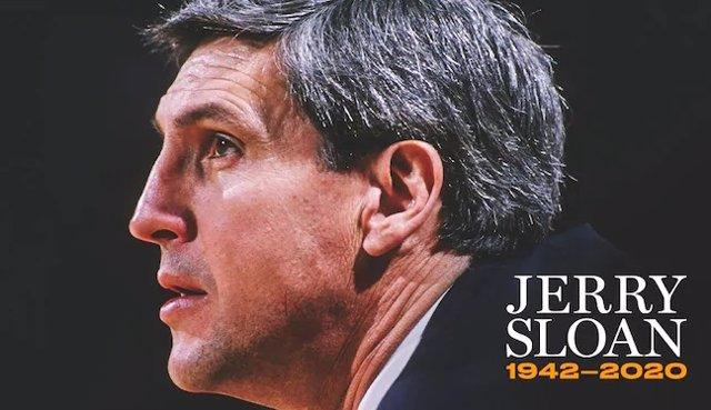 Baloncesto/NBA.- Fallece Jerry Sloan, el entrenador que llevó a Utah Jazz a dos