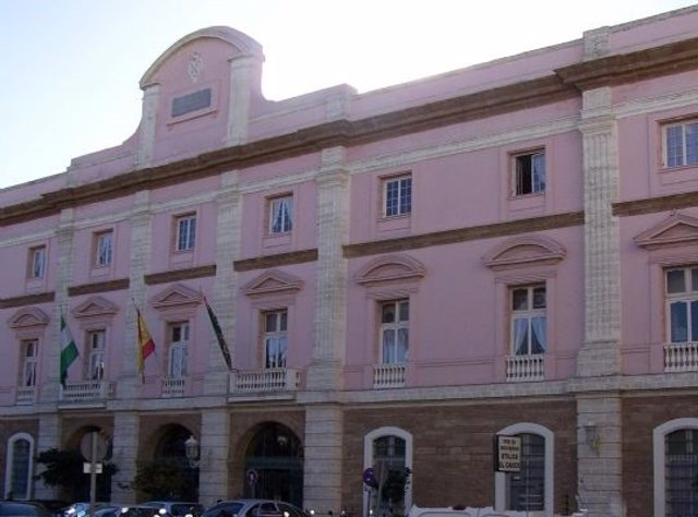 Palacio de la Diputación de Cádiz