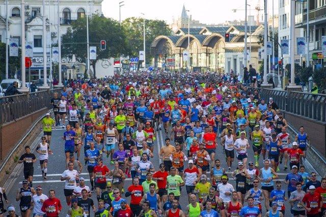 Maratón de Sevilla de 2020