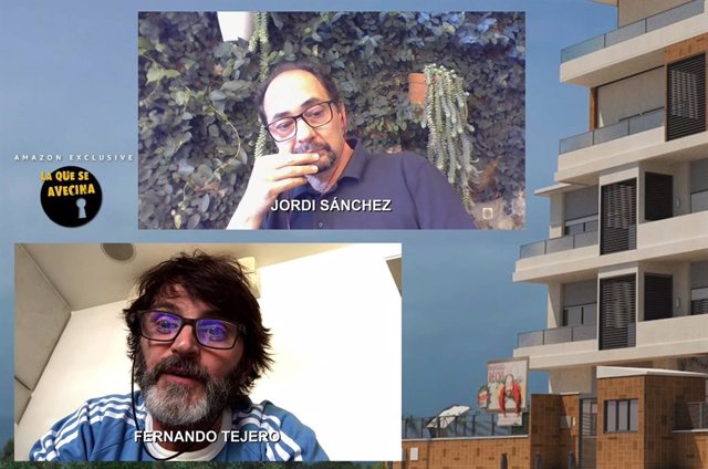 Fernando Tejero y Jordi Sánchez presentan la nueva temporada de La que se avecina