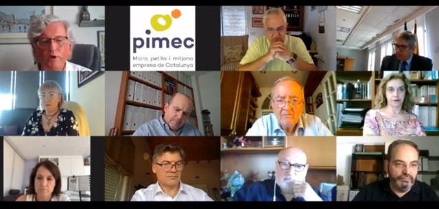 Pimec analiza la financiación de autónomos y pymes con el ICO