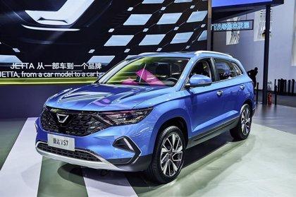 Jetta alcanza el 1% del mercado chino en abril y Volkswagen planea su expansión a otros países
