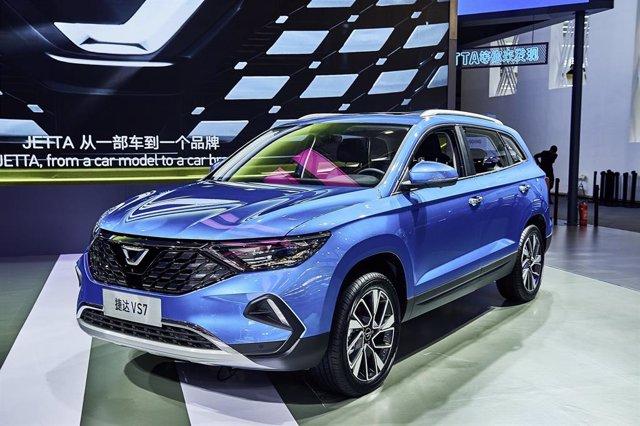 Imagen de un modelo de la marca Jetta del grupo Volkswagen.
