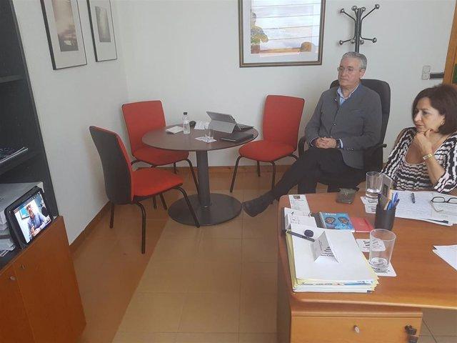 Gobierno de Aragón y La Caixa cooperan en acciones sobre la familia y la infancia