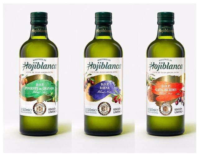 Nuevos aceites de Hojiblanca