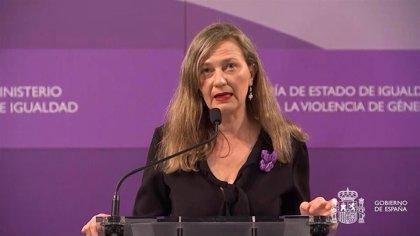 "Victoria Rosell expresa preocupación ante la desescalada por si ""se dispara el riesgo"" para víctimas de maltrato"