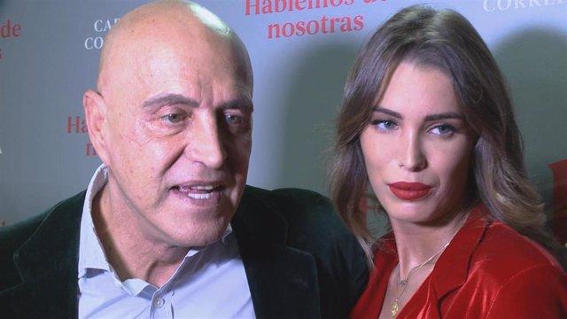 Kiko Matamoros y su novia Marta López no cocinan nunca