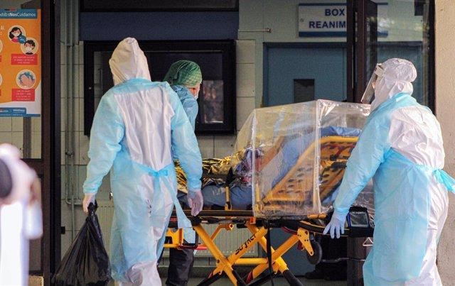 Coronavirus.- Chile rebasa la barrera de los 60.000 contagios tras registrar nue