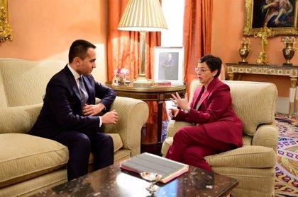 España e Italia apuestan por coordinación europea en la desescalada
