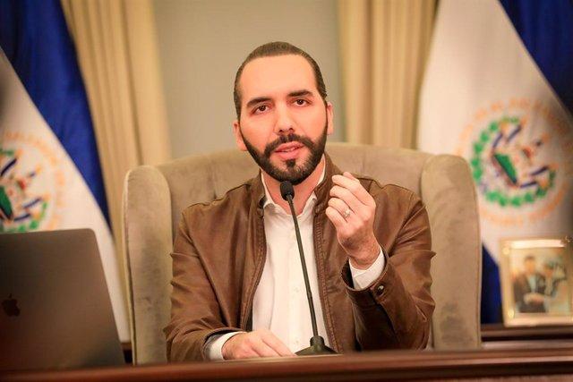 Coronavirus.- El presidente de El Salvador decreta un día nacional de oración pa