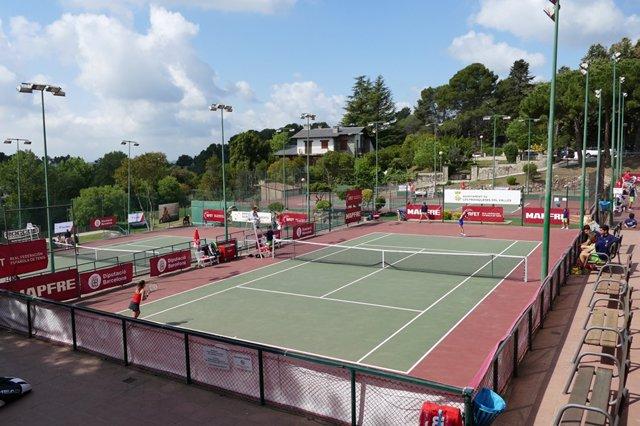 Tenis.- La RFET también pone en marcha la Liga MAPFRE de tenis femenina