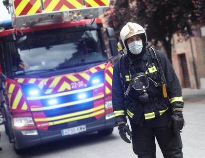 Sindicato denuncia que bomberos regionales ingresados por Covid dan falsos negativos en los test rápidos realizados
