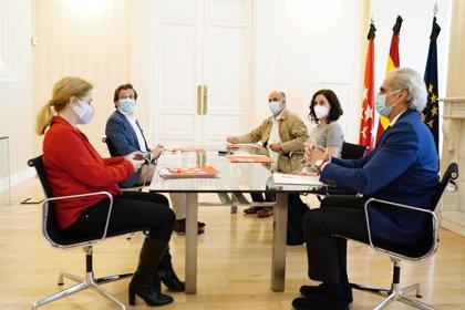 Ayuso defiende que las mascarillas de la Comunidad están homologadas por el Gobierno chino