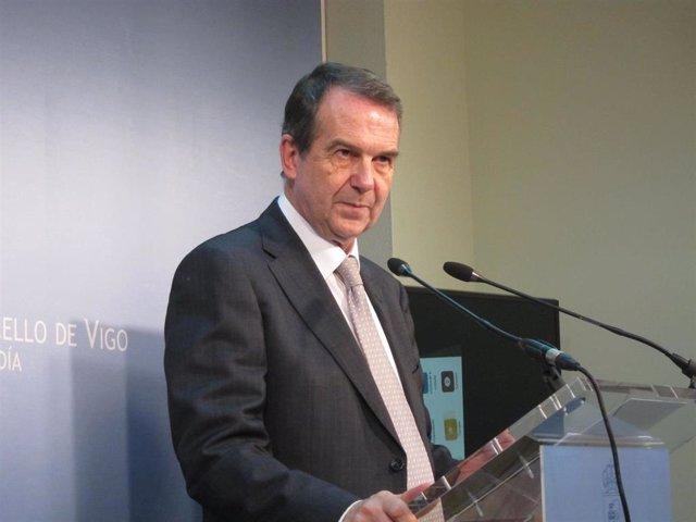Abel Caballero, alcalde de Vigo y presidente de la FEMP