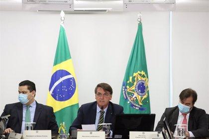 """AMP.- Brasil.- Publican un vídeo de Bolsonaro relacionado con su presunta """"injerencia política"""" en la Policía"""