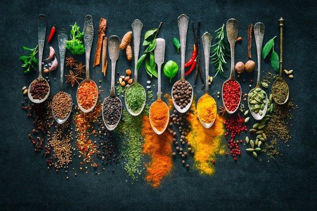 Añadir una mezcla de especias a una comida puede ayudar a reducir la inflamación