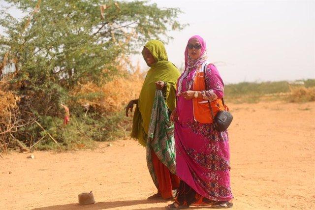 Hoodo, una matrona que ayuda a mujeres con fístula obstétrica en Somalilandia