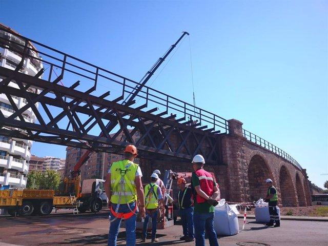 Restauración del Cable Inglés de Almería