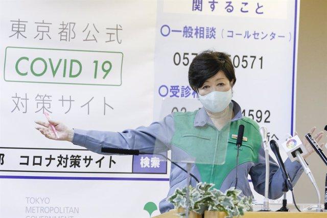 Coronavirus.- El Gobierno japonés contempla el levantamiento del estado de emerg