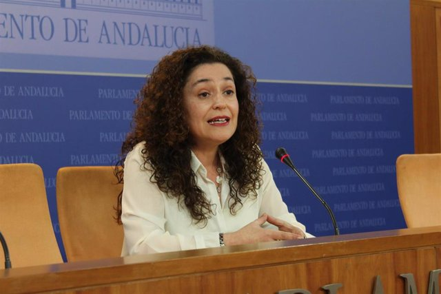La portavoz parlamentaria de Adelante Andalucía, Inmaculada Nieto, en una foto de archivo.