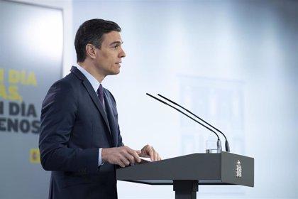 Sánchez comparecerá este sábado a las 14.00 horas y Simón deja de presentar los datos los fines de semana