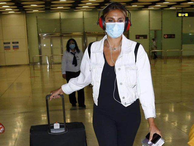 Ivana regresa a España desde Honduras