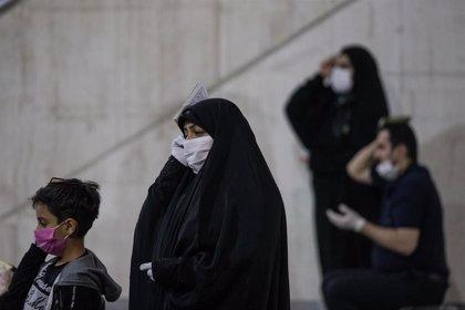 Irán confirma 59 nuevos fallecidos y un repunte diario de casi 1.900 contagios