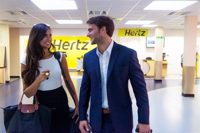 EEUU.- Hertz se declara en suspensión de pagos por el impacto del Covid-19 y al