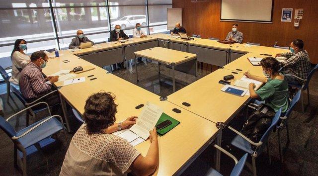 Mesa sectorial Salud del Gobierno de La Rioja