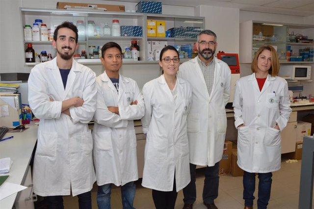 Equipo de la UCV que investiga el genoma