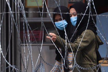 Malasia confirma un nuevo brote de coronavirus en el centro de detención de migrantes de Semenyih