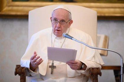 """El Papa pide que la vida sea """"defendida y protegida siempre"""""""