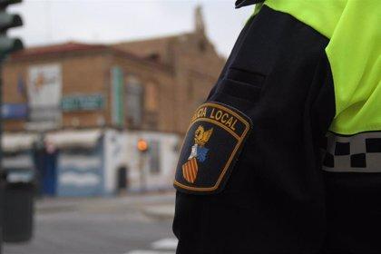 La Policía Local de València registra 69 propuestas de sanción durante la desescalada