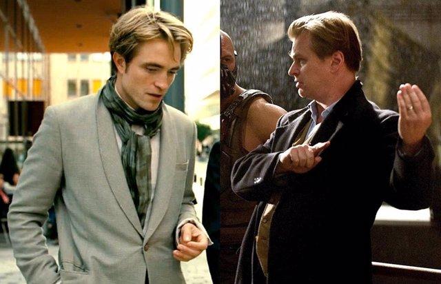 ¿Interpreta Robert Pattinson a un joven Christopher Nolan en Tenet?