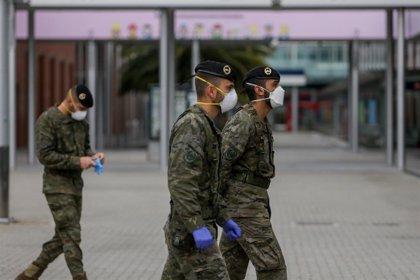 Defensa disolverá la Operación Balmis cuando acabe el estado de alarma, aunque sigue alerta por si hay rebrote