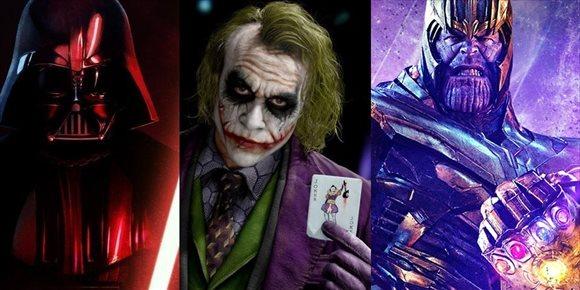 2. ¿Cuál es el villano más popular de la historia del cine?