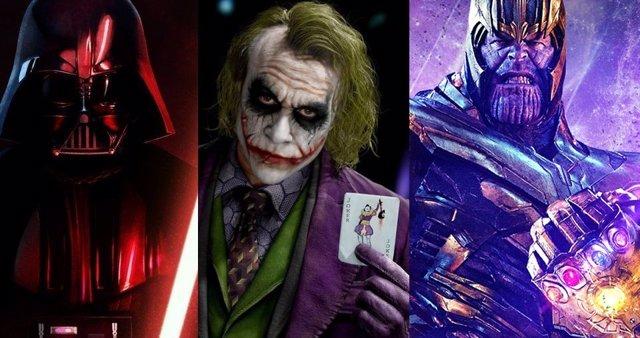 Villanos más populares de la historia del cine