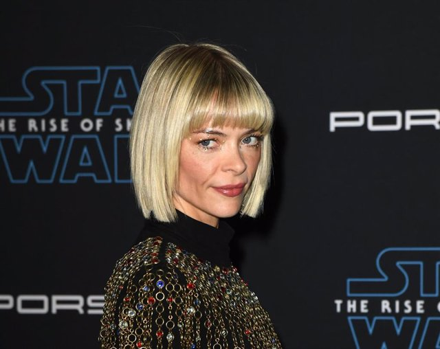 """Jaime King Arrives At The Premiere Of Disney's """"Star Wars: The Rise Of The Skywalker"""""""