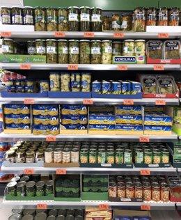 Mercadona incrementa en más de un 20 por ciento las ventas del maíz dulce y guis